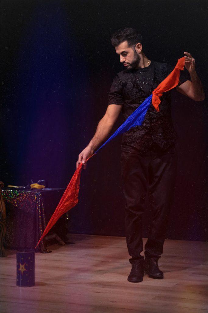 spettacolo di magia per bambini Milano